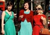Trendbridged.com: Summer trio get thelook